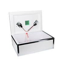 Инкубатор Наседка 70 яиц с ручным переворотом и электронным регулятором