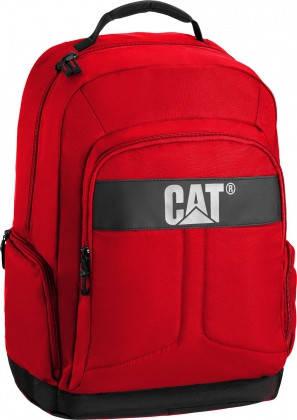 Яркий молодежный рюкзак с отделением для ноутбука 23 л CAT (Caterpillar) Mochilas 83180;146 красный