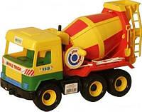 Игрушечная машинка Бетономешалка из серии Middle Truck Wader (32390)