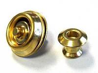 Стреплоки DUNLOP SLS1034G DUAL DESIGN GOLD