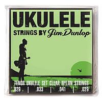 Струны для укулеле DUNLOP DUY303 UKULELE TENOR