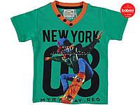 Яркая модная футболка летняя на мальчика  6, 7, 8 лет. Турция!!! 100 % хлопок!!! Детская летняя одежда.