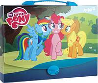Портфель-коробка Kite Little Pony
