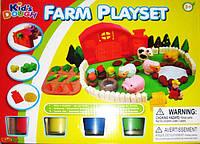 Тесто для лепки Kid's Dough Ферма