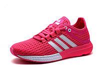 Кроссовки Adidas Gazelle Boost, женские/подросток, розовые, текстиль, р. 38, фото 1