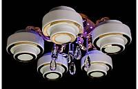 Потолочная люстра с Led подсветкой,пультом Ls9502-5