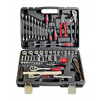 Набор инструмента с головками и насадками Technics 52-152