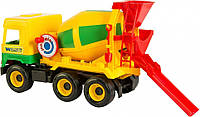 Игрушечная бетономешалка Middle Truck