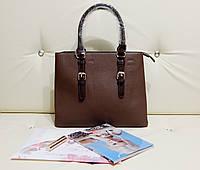 Женская деловая сумка хорошего качества