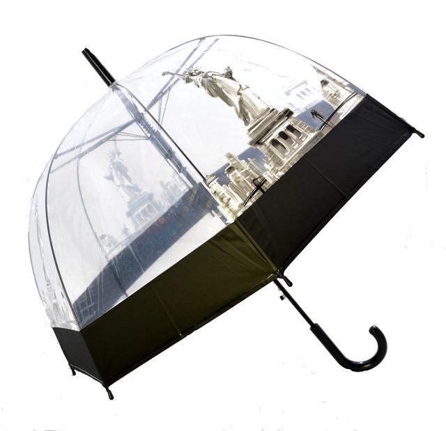 Зонт для  подростка прозрачный