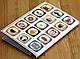 Стильная обложка для паспорта с эко-кожи + блокнот BlankNote BN-OP-KZ-29 белый, фото 2
