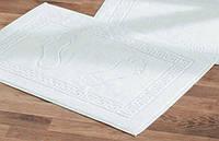 Полотенце махровое  для ног Lotus 50*70 белое