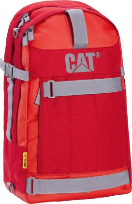 Рюкзак-трансформер с отделением для ноутбука 27 л CAT (Caterpillar) Millennial EVO 83246;03 красный