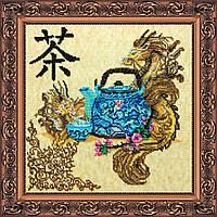 """Набор для вышивания бисером """"Китайское чаепитие"""""""