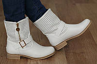 Женские ботинки EDY white
