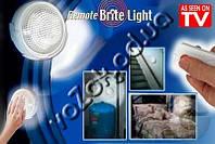 Светодиодный светильник с пультом дистанционного управления Remote Brite Light