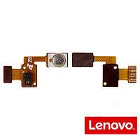 Шлейф для Lenovo S820e, кнопки включения, с компонентами (оригинальный)