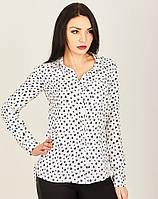 Оригинальная женская блуза