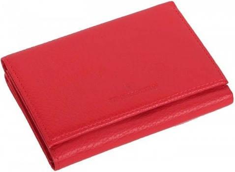 Женский потрясающий кошелек Vip Collection 53R flat красный