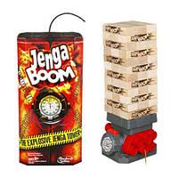 Настольная игра Дженга Бум. Оригинал Hasbro