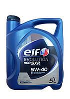 Моторное масло ELF Evolution 900 SXR 5W40 5L