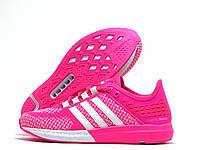 Кроссовки женские Adidas Cosmic розовые (адидас)