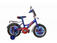 Детский двухколесный велосипед MUSTANG Spiderman 14''