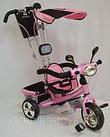 Детский трехколесный велосипед Lexus Trike WS862EW-M (S)