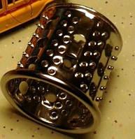 Барабанчик-терка (для сыра и дерунов) для мясорубок Bosch 753402