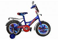 Детский велосипед MUSTANG Спайдер мен 12 ''