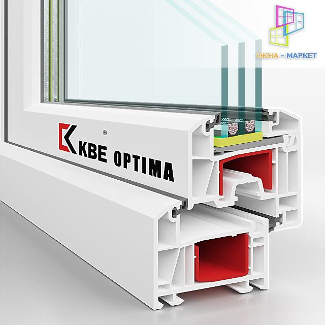 Окна пластиковые КБЕ — немецкое качество комфорта