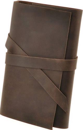 Кожаный софт-бук BlankNote BN-SB-1-st-tr коричневый