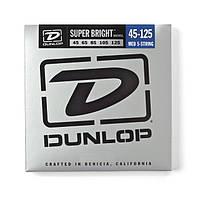 Струны DUNLOP DBSBN45125 SUPER BRIGHT NICKEL 45-125