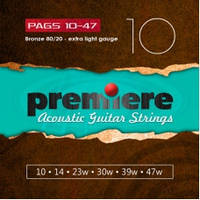Струны PREMIERE PAGS10-47