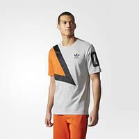 Футболка мужская adidas Basketball Tee AJ7830