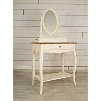 """Небольшой туалетный столик с зеркалом """"Леонтина"""""""