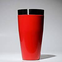 Шейкер Бостон Empire 2524 с красным виниловым покрытием