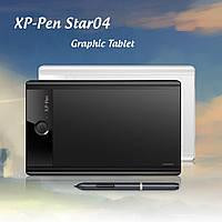 Планшет графический для рисования XP-Pen Star 04, 8 Гб встроенной памяти, рабочая область 9 х 6 дюймов