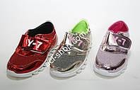 """Кросовки  для девочек """" Y7 """" модель № 594"""