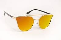 Женские очки в металлической оправе, фото 1