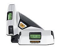 Профессиональный 90° линейный лазер для точной разметки на полу и стенах. SuperSquare-Laser 4