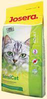 Йозера#СЕНСИКЕТ -сухой корм для кошек JOSERA SENSICAT 10кг/ суперпремиум