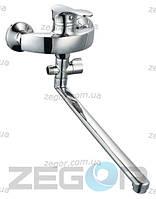 Смеситель однорукий для ванной Zegor LYB