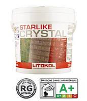 Затирка Starlike С355 розовый, Литокол эпоксидная 2,5кг