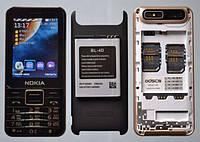 Телефон на 4 сим Servo v8100