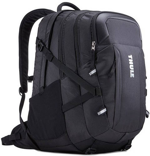 "Рюкзак с отделением для ноутбука 15,6"" на 27 л. THULE ENROUTE 2 ESCORT DAYPACK BLACK 6228840 черный"