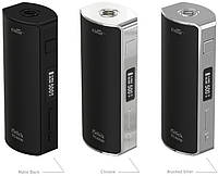 Мод Eleaf iStick 60W Black, Silver EC-045, Starter Kit, бокс-мод, для электронных сигарет, сменная панель,моды