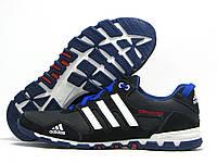 Кроссовки мужские Adidas Clima Cool синие (адидас)