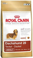 Сухой корм для собак Royal Canin Dachshund 28 Adult  0,5 кг