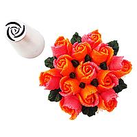 Насадка Тюльпан кондитерская Роза 1 шт.